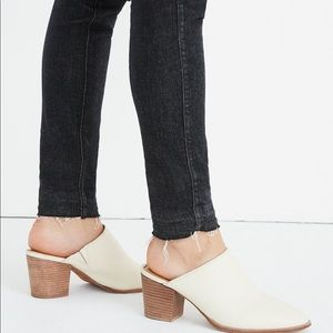 Madewell mint condition clogs!!